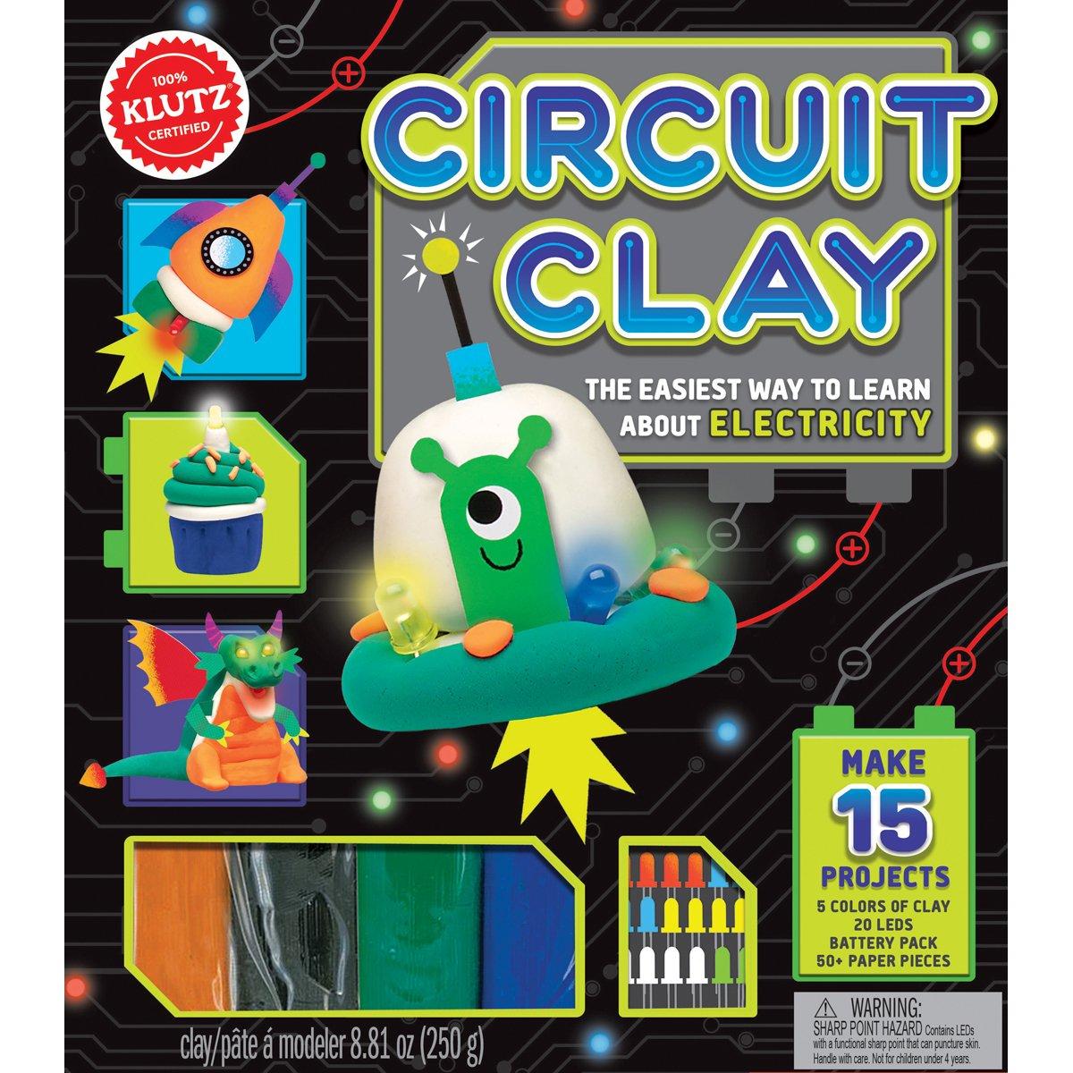 Klutz K810636 Circuit Clay Klutz Press