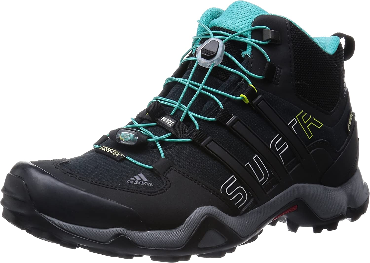 Amazon.com | adidas Terrex Swift R Mid GTX Women's Walking ...