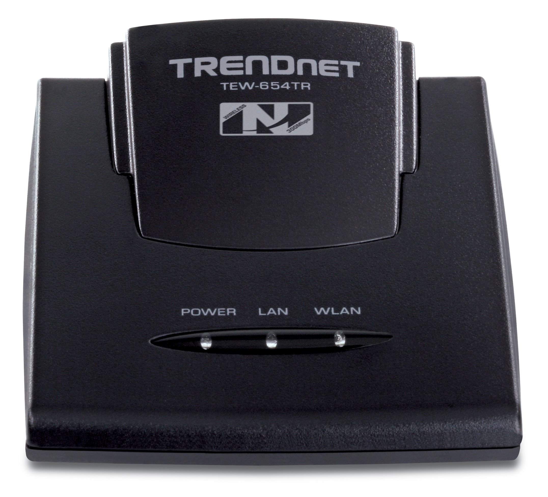 TRENDnet Wireless N 300 Mbps Travel Router Kit, TEW-654TR by TRENDnet (Image #2)