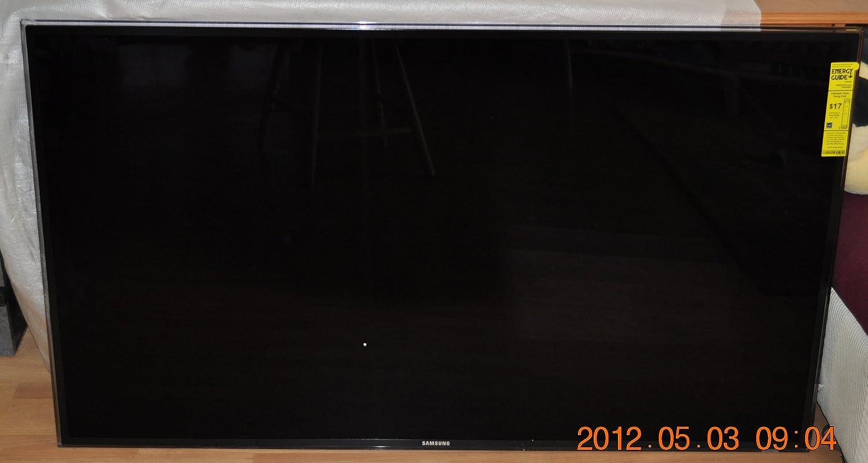 Amazon.com: Samsung 1080P 120 Hz 3d led HDTV (Negro), Negro), UN55D6400:  Electronics