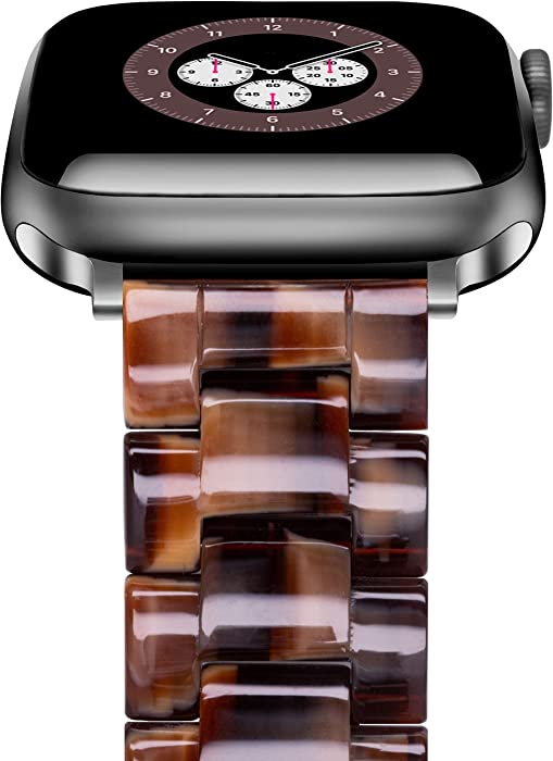 The Best Apple Watch Band Chocolate