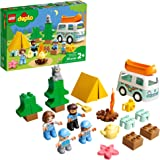 LEGO® DUPLO® Town Aventura Familiar com Autocaravana