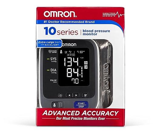 Omron - Tensiómetro de Brazo BP785N 10 Serie Superior: Amazon.es: Salud y cuidado personal