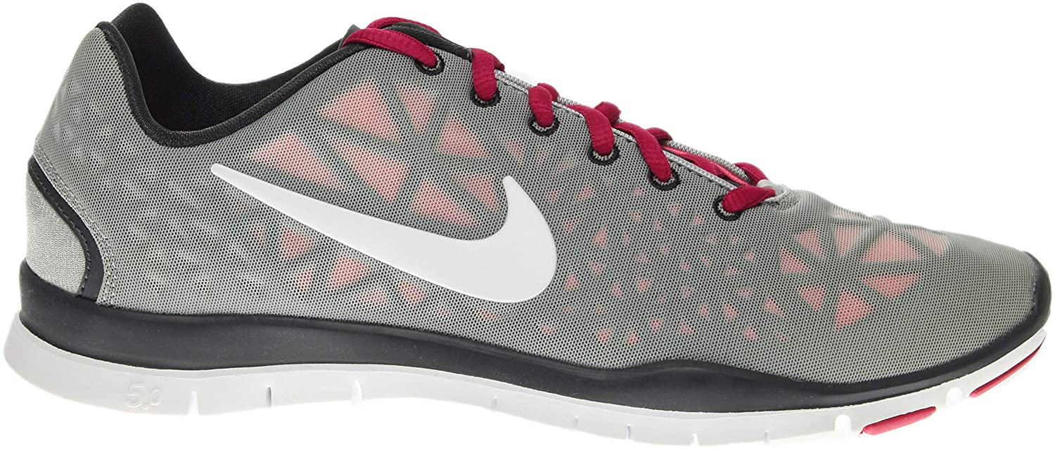 6bbf4c6d90af Nike Free TR Fit 3 Women Running Shoes 555158-003 Strata Grey 14 M US   Amazon.co.uk  Shoes   Bags