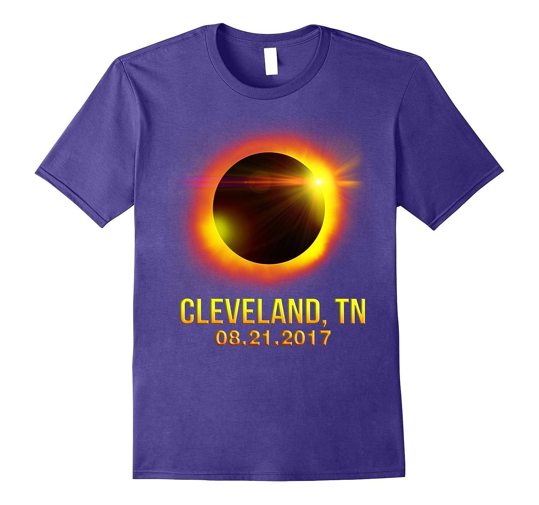 cleveland Tennessee Solar Eclipse 2017 Shirt-BN