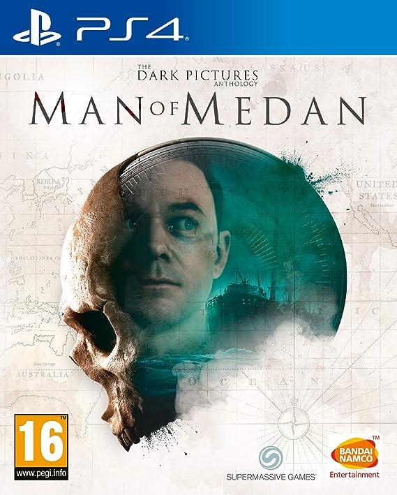 The Dark Pictures: Man Of Medan - PlayStation 4 [Importación ...