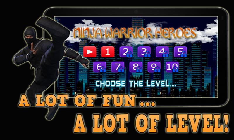 Amazon.com: Ninja Warrior Run: Appstore for Android