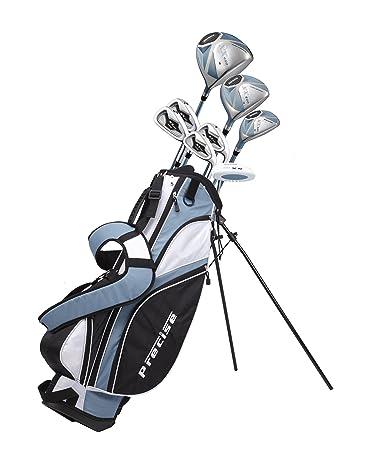 Amazon.com: Precise NX460 - Juego completo de palos de golf ...