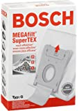 SACS ASPIRATEUR BOSCH model G MEGAfilt - SuperTEX