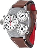 DETOMASO Herren-Armbanduhr Man Triplo Analog Quarz DT2038-C