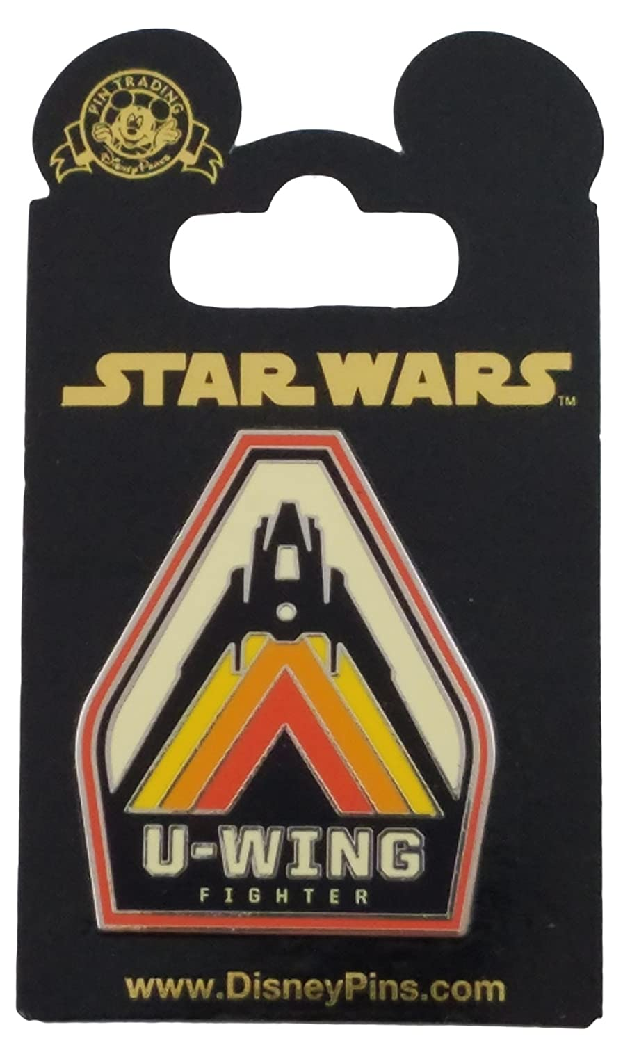 Disney Pin - Star Wars: Rogue One - U-Wing Fighter