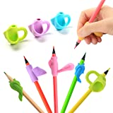 Pencil Grips for Kids Handwriting,Silicone