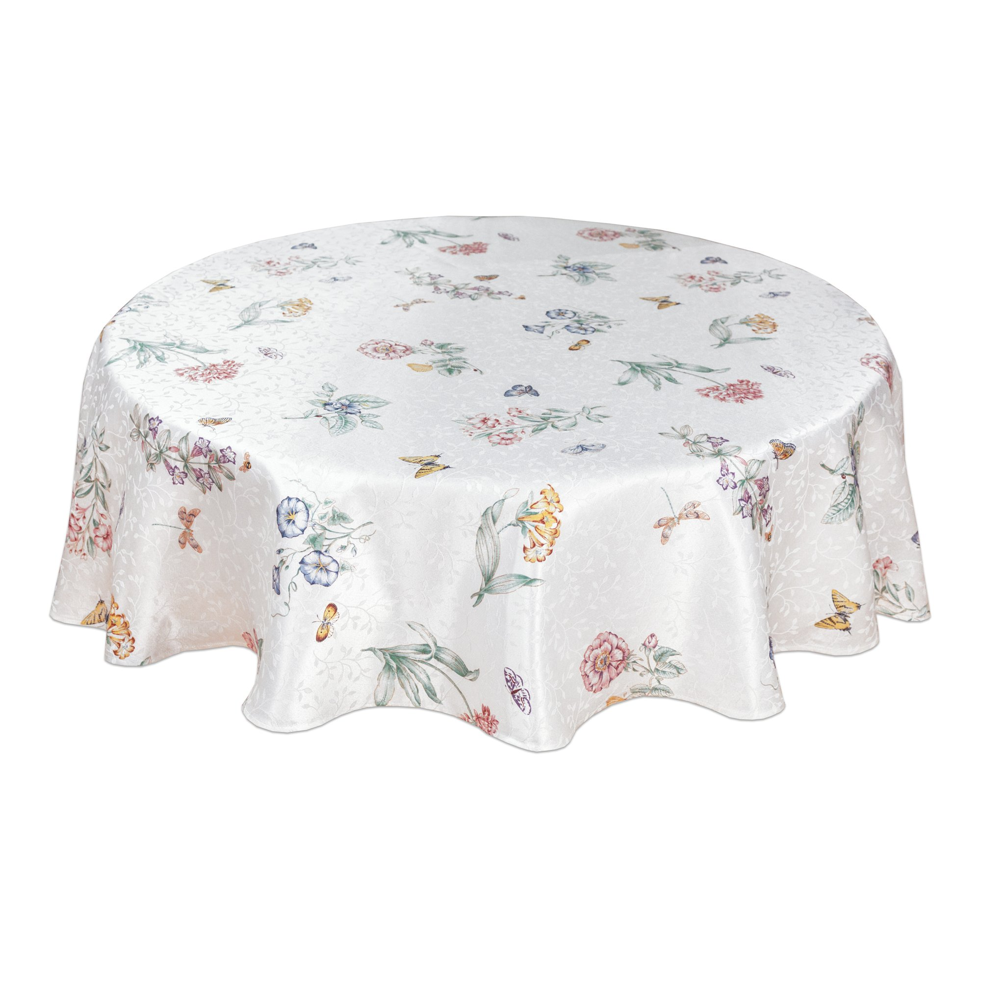 Lenox Butterfly Meadow 70-inch Round Tablecloth by Lenox