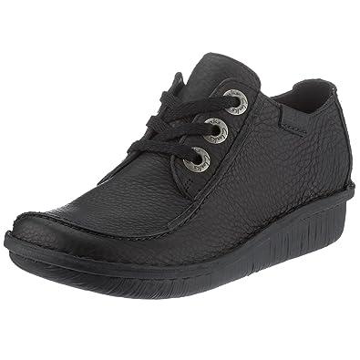 Clarks Komfort Schuhe Funny Dream lila JAk3e5