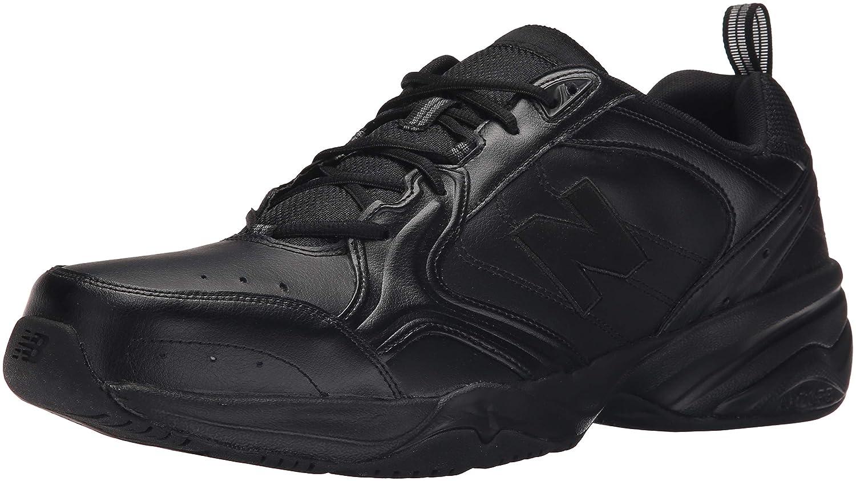 New Balance Mx624 - Hombre 41.5 EUR - Width 6E|negro - negro