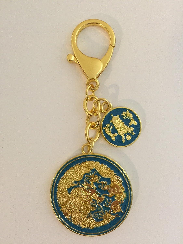 Producing Victory Enhancing Talisman Amulet Keychain