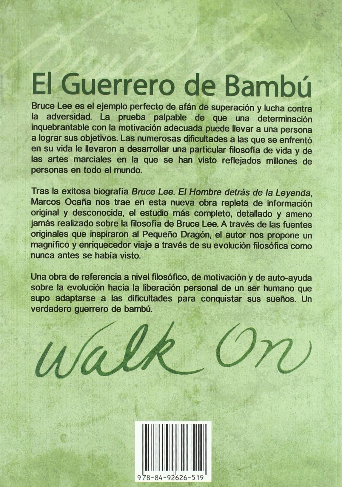 Bruce Lee: el guerrero de bambu (Spanish Edition): Marcos ...