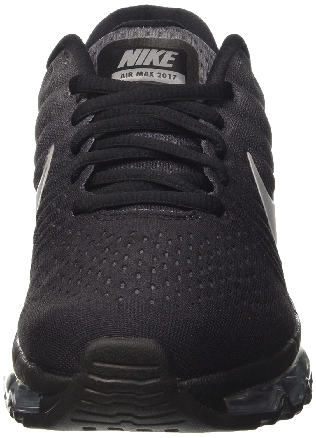 sale retailer b769f c8336 Nike Men s Black Mesh Air Max Shoes - 37.5 EU  Buy Online at Low Prices in  India - Amazon.in