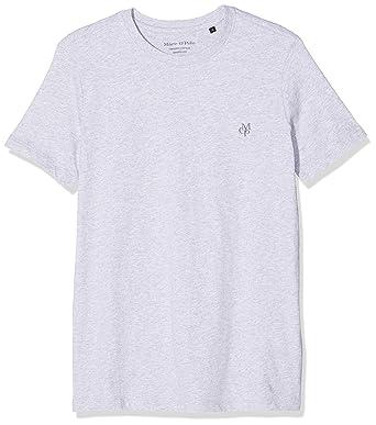 Marc OPolo B21222051068 Camiseta, Gris (Twentyfour Grey 949), X ...