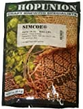 Hopunion US Leaf Hops for Home Brew Beer Making - 1 Ounce (US Simcoe)