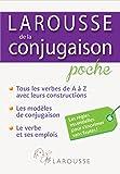 Larousse de la Conjugaison poche