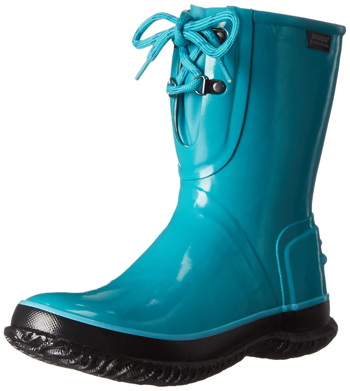 Bogs Women's Urban Farmer 2 Eye Solid Rain Boot