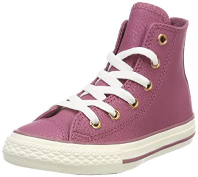 9f22dde594e11 Converse Mädchen Chuck Taylor All Star High Hohe Sneaker  Amazon.de ...