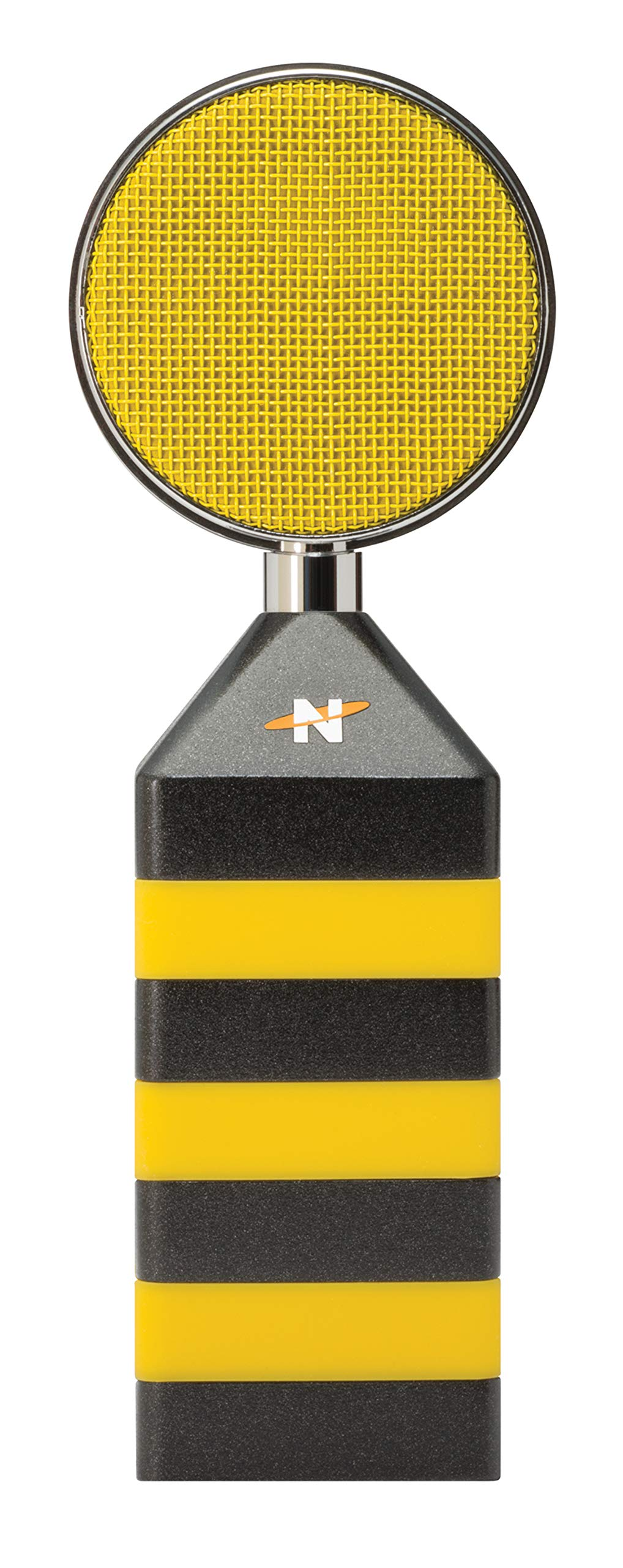 NEAT King Bee Cardioid Solid State Condenser Microphone with Pop Filter and Shockmount by NEAT Microphones