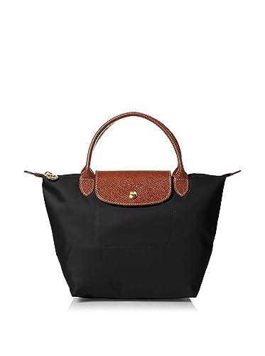 Longchamp Le Pliage Small handbag - Black: Handbags: Amazon.com