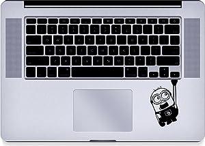 Minion - Trackpad - Macbook - Decal - Keyboard