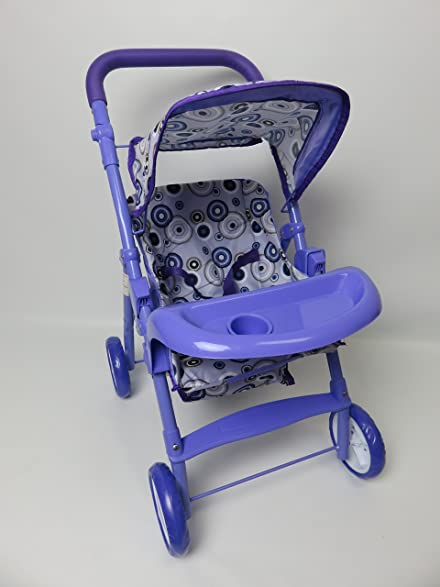 Amazon Com New Holiday Toy List Baby Doll Stroller With Basket