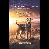 Desert Rescue (K-9 Search and Rescue Book 1)