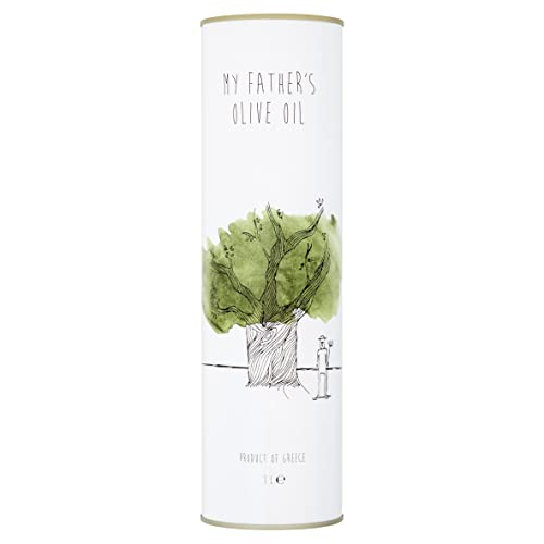 My Father's Olive Oil 2018, Extra Virgin Olive Oil, 1L