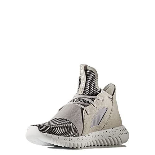 new arrivals c0a3f a7e03 Image Unavailable. Image not available for. Colour  adidas Originals bb5117  Fashion Trainers Tubular Defiant W Grey Grey Size  3.5 UK