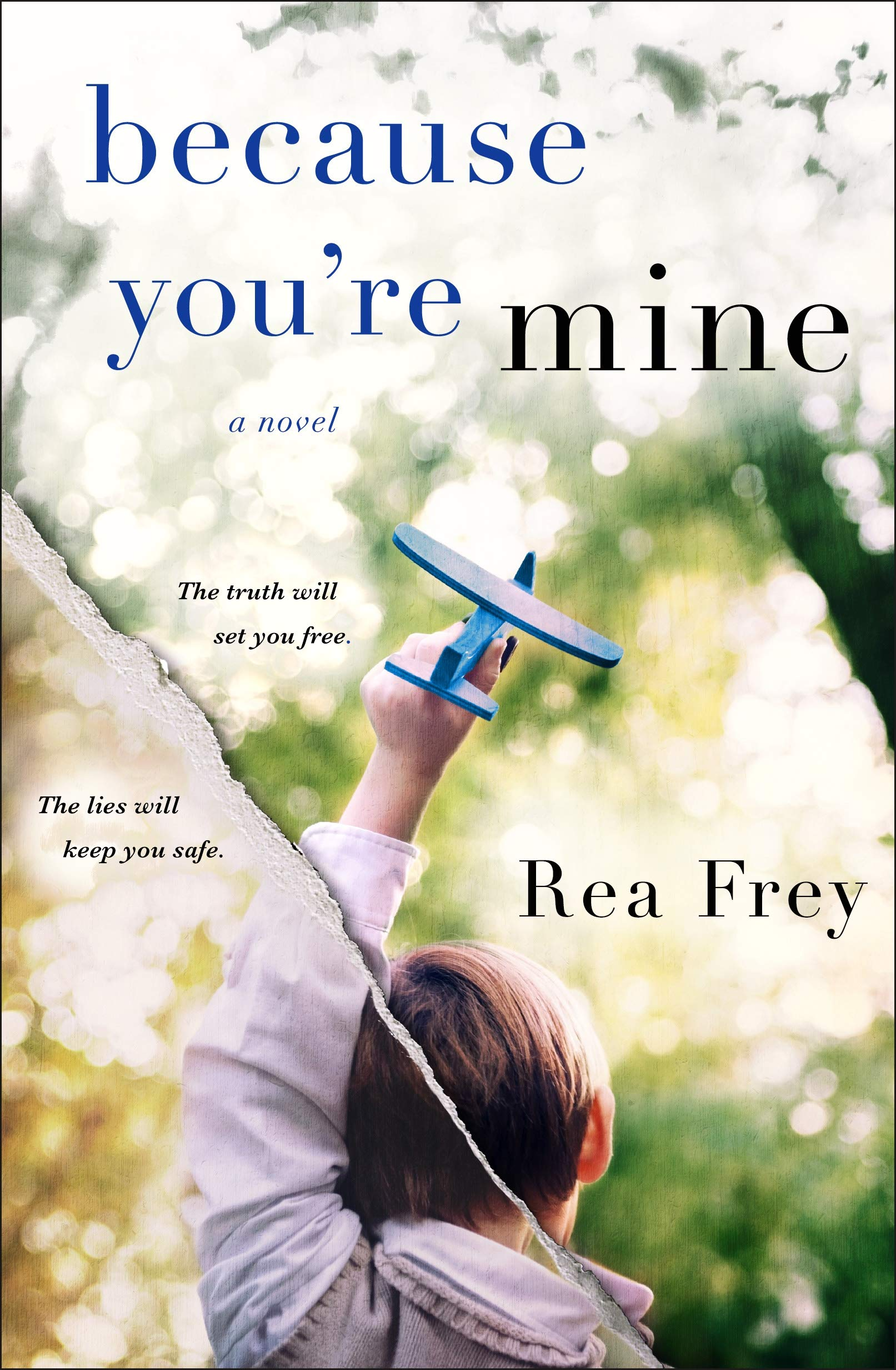 Image result for rea frey because you're mine