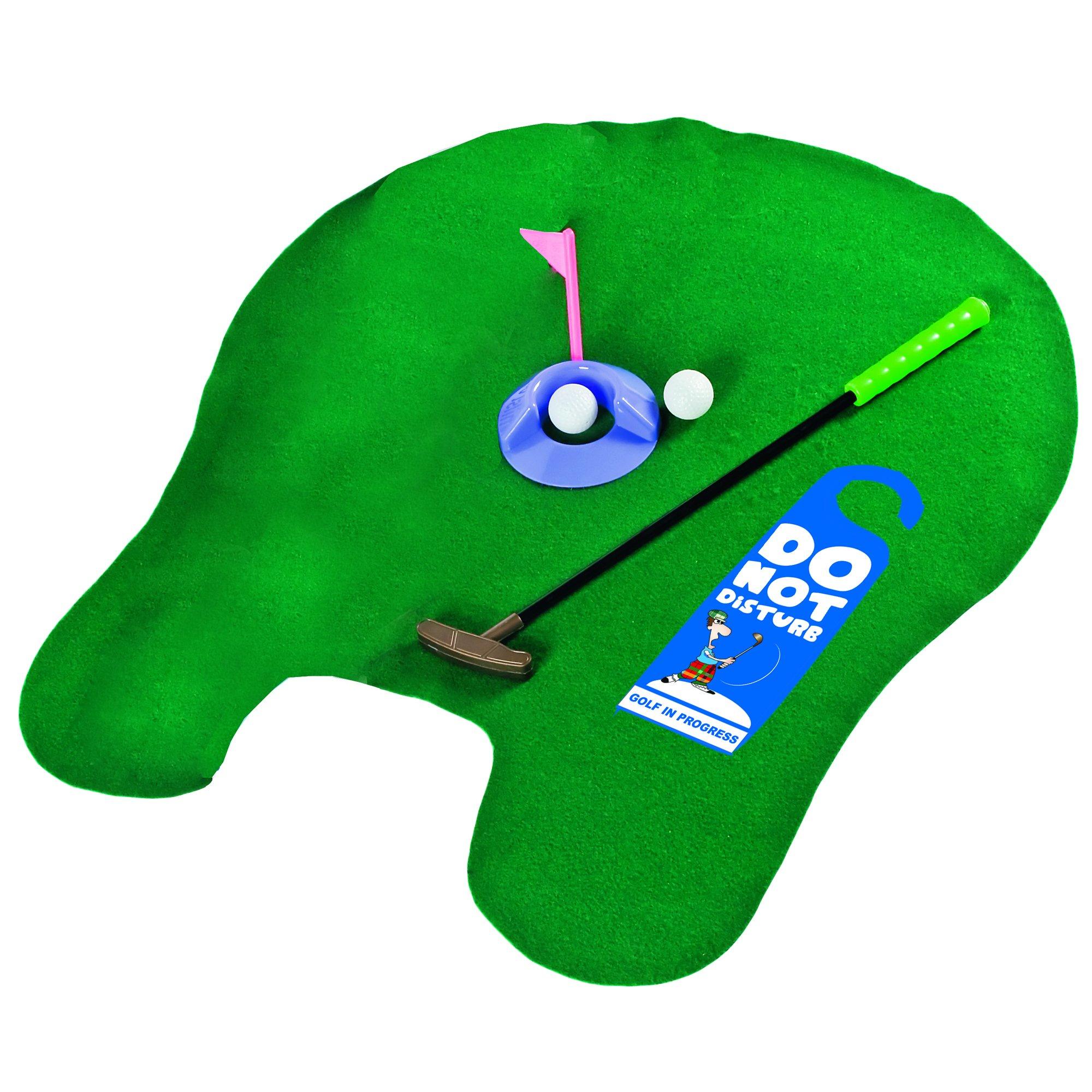 Longridge Potty Puttergolf Trainer Golf Set For Wc Green
