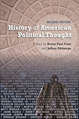 History of American Political Thought Kindle Edition