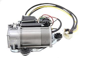Compresor de Suspensión Neumática 37226787617 para BMW: Amazon.es: Coche y moto