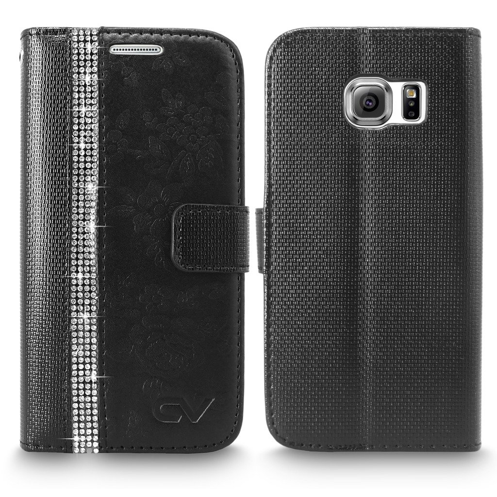 Cellularvilla Diamond Embossed Premium Leather Image 2