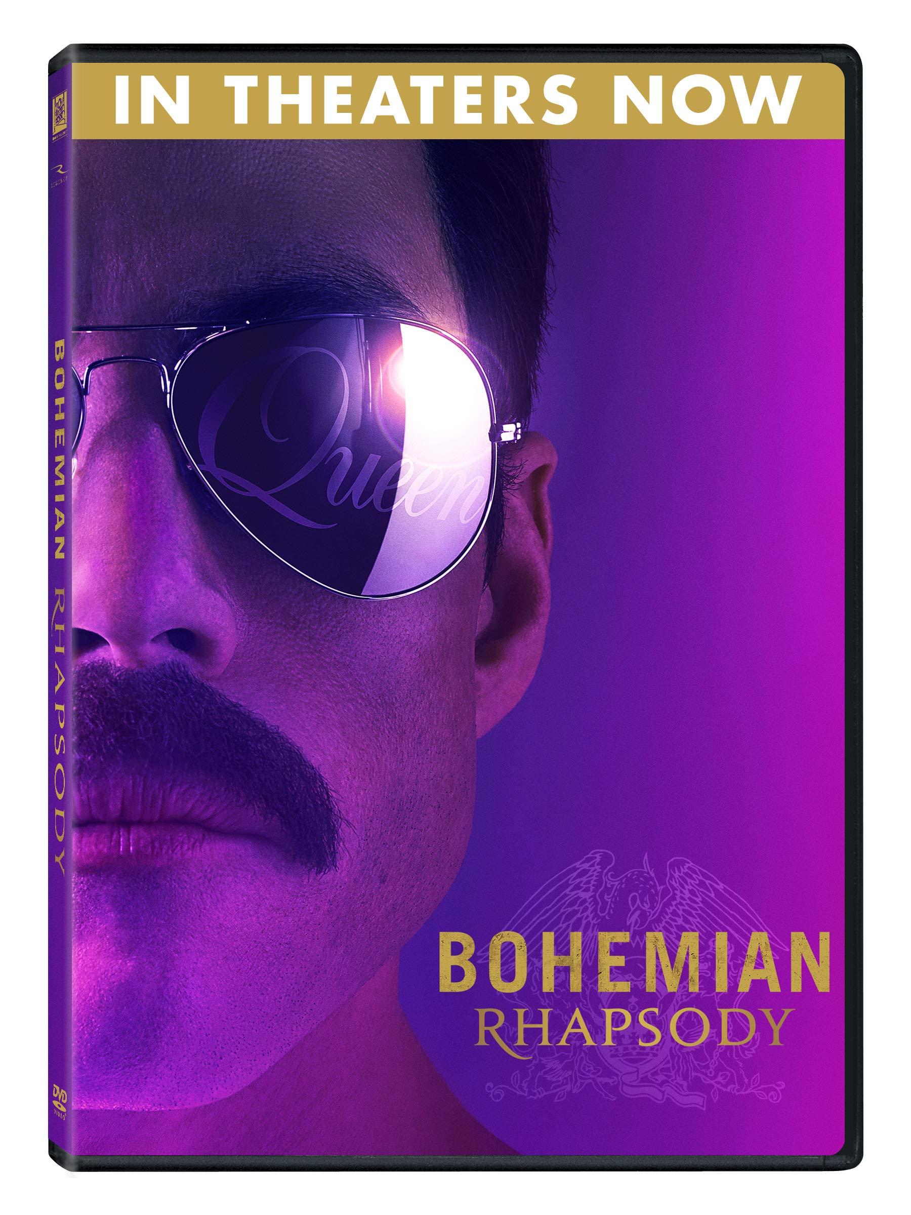 DVD : Queen - bohemian rhapsody