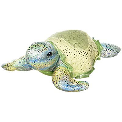 "Aurora - Sea Sparkles - 7"" Tamara Turtle - Small: Toys & Games"