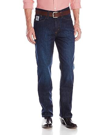 c57251cf Cinch Men's Silver Label Slim-Fit Jean at Amazon Men's Clothing store: