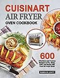 Cuisinart Air Fryer Oven Cookbook