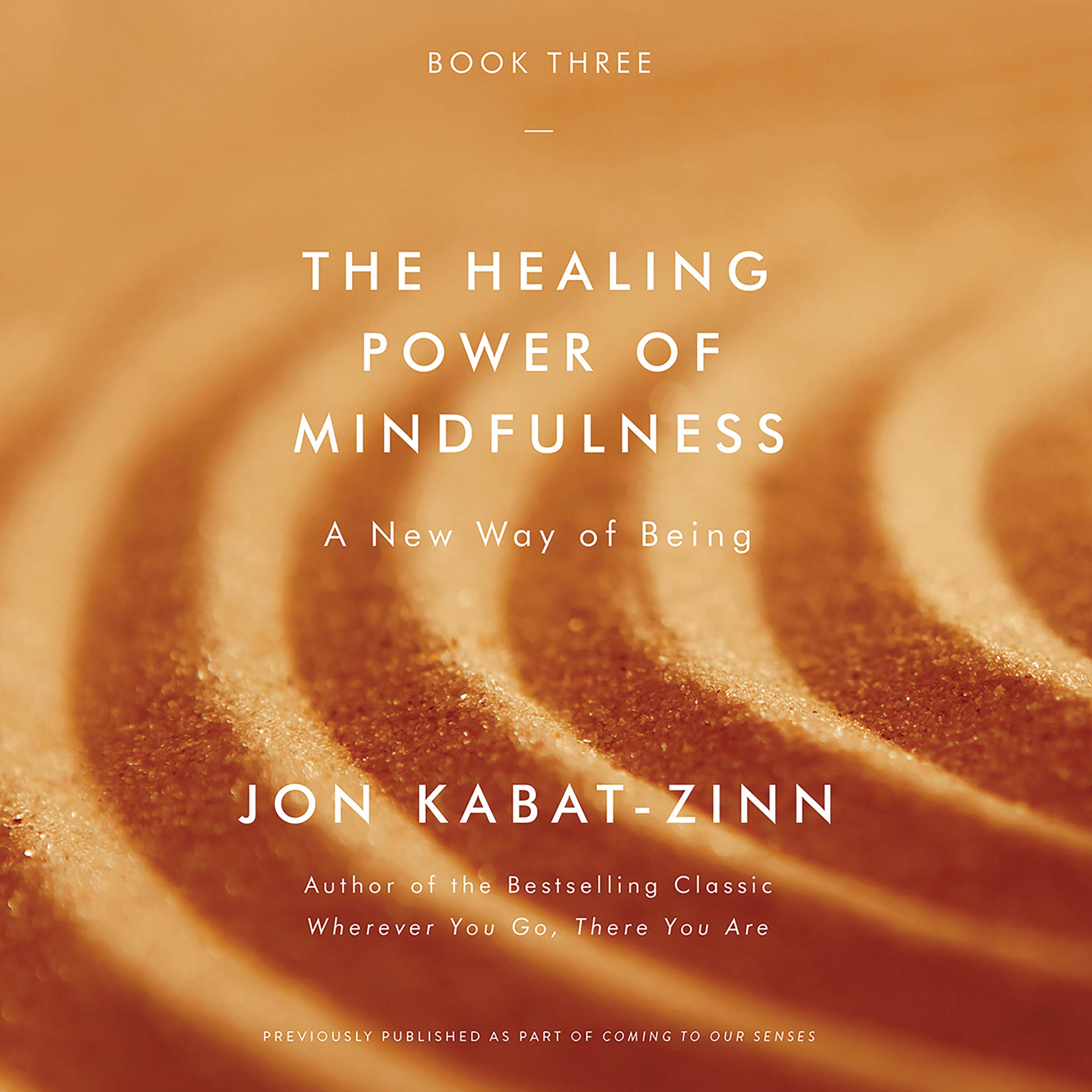 How Mindfulness Has Changed Way >> The Healing Power Of Mindfulness A New Way Of Being Jon Kabat Zinn