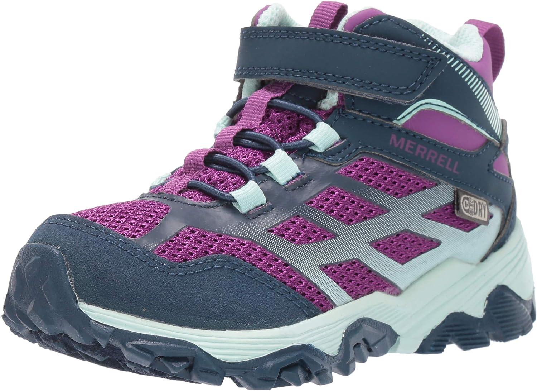Merrell Boys M-Moab FST Low a//C WTRPF Rise Hiking Boots