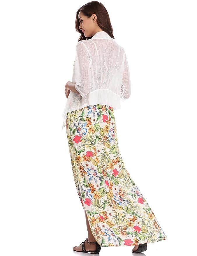 Transparenter Bolero - Cardigan zum Hochzeitskleid