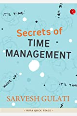 Secrets of Time Management (Rupa Quick Reads) Kindle Edition