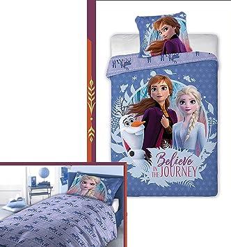 Parure Copripiumino Frozen.Aymax S P R L Disney Parure Da Letto Motivo Frozen 2