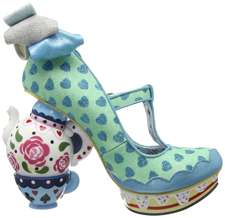 21b4c547e85 Irregular Choice Women's My Cup of Tea Closed-Toe Pumps