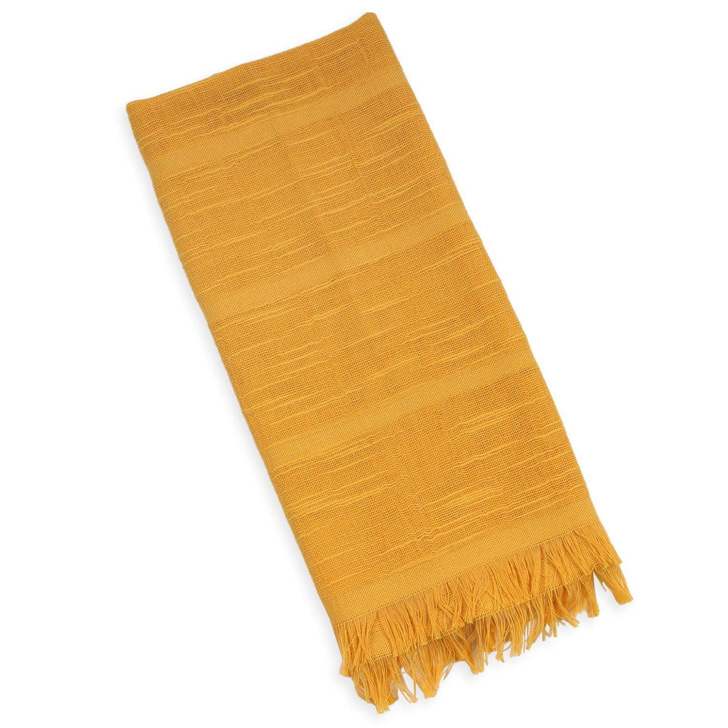 KOMESICHI Solid Soft Cotton Scarf for Spring Autumn